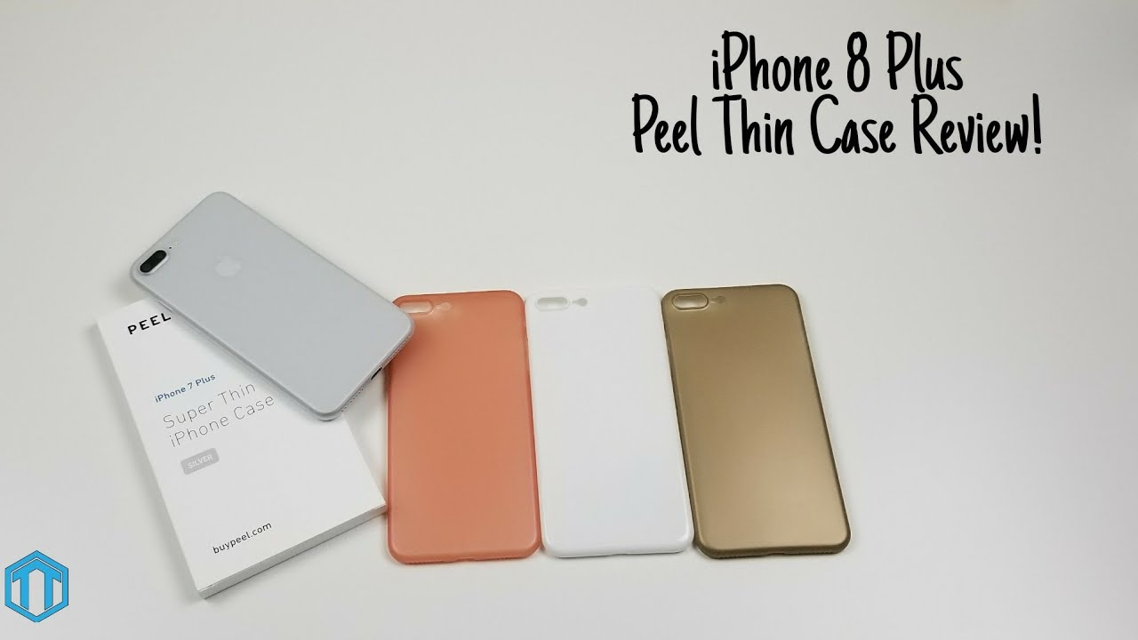 peel iphone 8 case