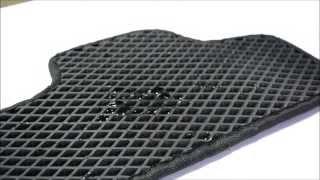 Автомобильные резиновые ковры Favomats