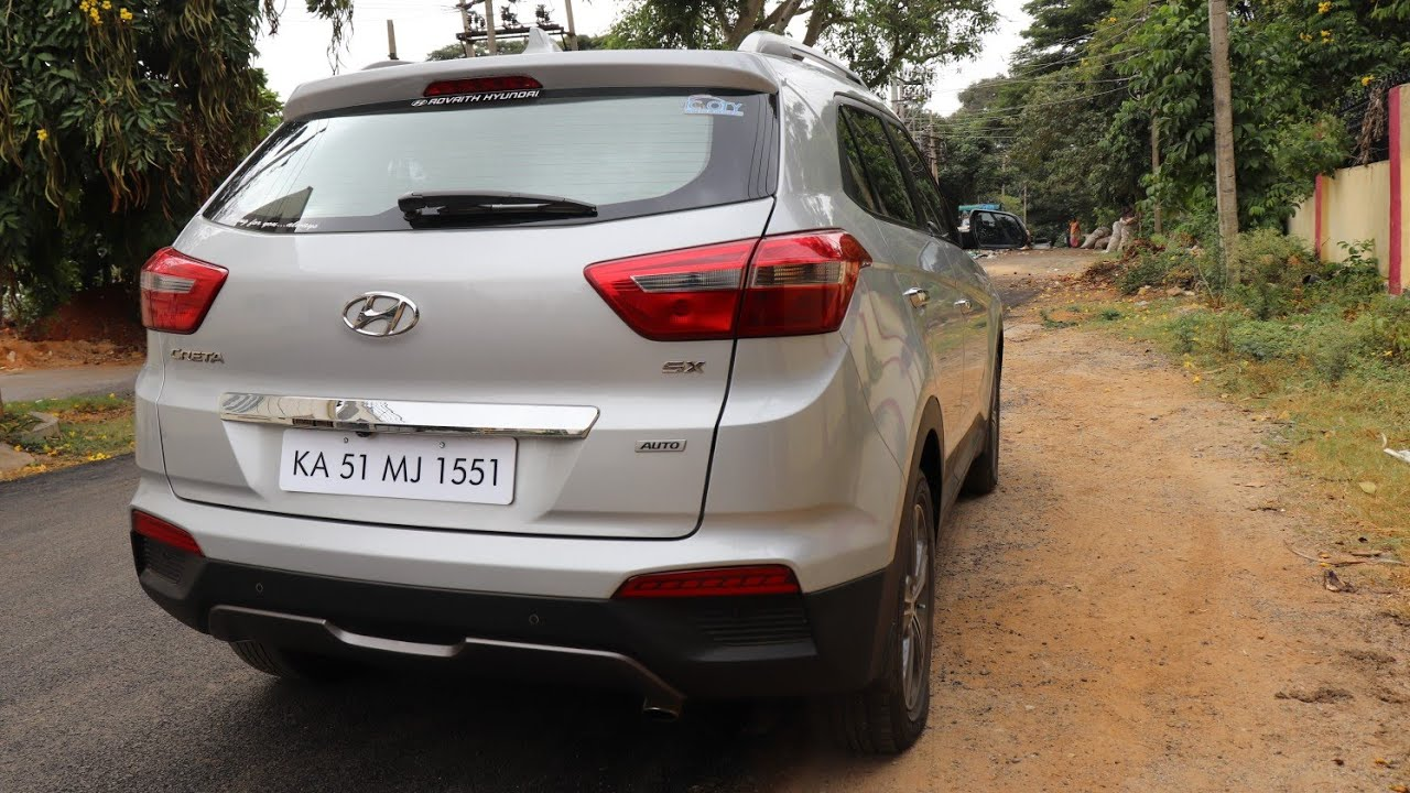 Hyundai Creta 2016 Test Drive Review Used Cars For Sale India Carz