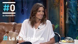 LA RESISTENCIA - Entrevista a Laura Ester   #LaResistencia 02.10.2019