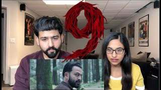 9 (Nine) Trailer Reaction | Prithviraj | Malayalam | RajDeepLive