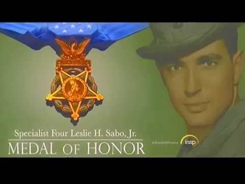 Brush of Honor - Leslie H. Sabo, JR.