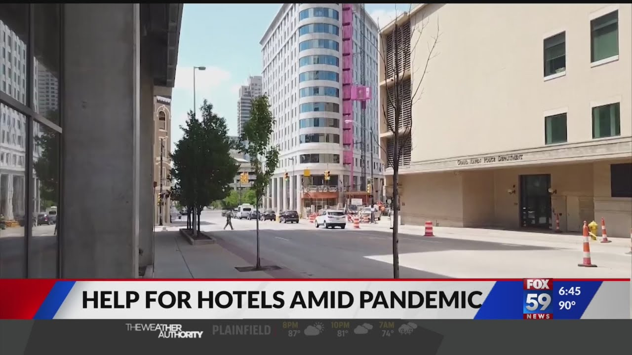 Help for hotels amid pandemic - FOX59 News