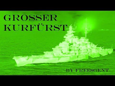 World of Warships [deutsch] – Großer Kurfürst | Come get some