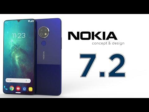 Nokia 7.2 Trailer Concept Design Official Introduction 2019