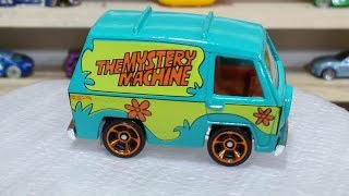 The Mystery Machine HW Screen Time 6/10 | Unboxing & Review