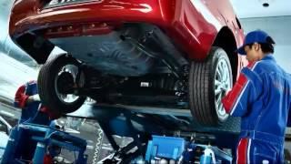 Toyota 60 Minutes Express Maintenance