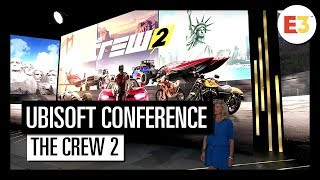 #11 The Crew 2 - Ubisoft E3 2018 Conference