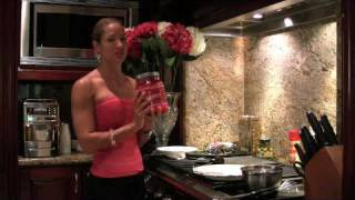 Cooking Sexy Protein Pancakes with Jennifer Nicole Lee