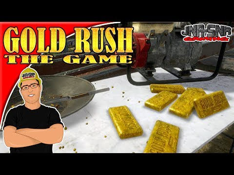 Gold Rush: The Game Pre Alpha Early Access - I got Gold Fever Baby! Tutorials