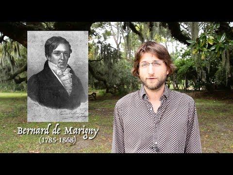 Bernard De Marigny: Politician, Playboy, Duelist