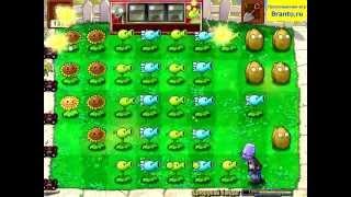 Растения против Зомби - Мини-игра 03