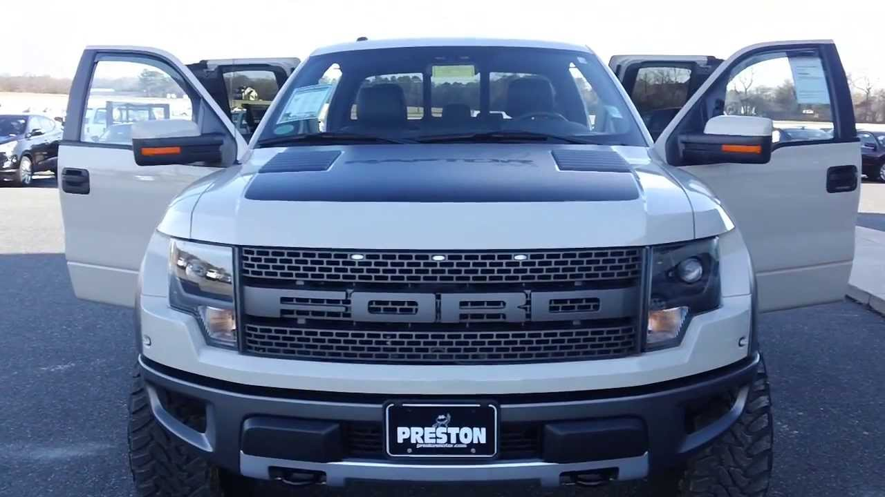 2013 ford f150 raptor svt used ford f150 svt for sale dx40332a youtube