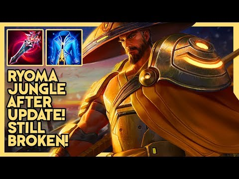 RYOMA STILL BROKEN AFTER NERF | CONQUEROR RANKED | ZANE | #1 RANKED PLAYER | Arena of Valor