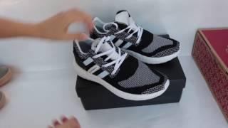 adidas y 3 pure boost zg knit black white aq5731 from yeezysboost net