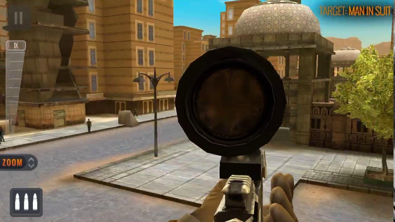 Sniper 3d Lösung