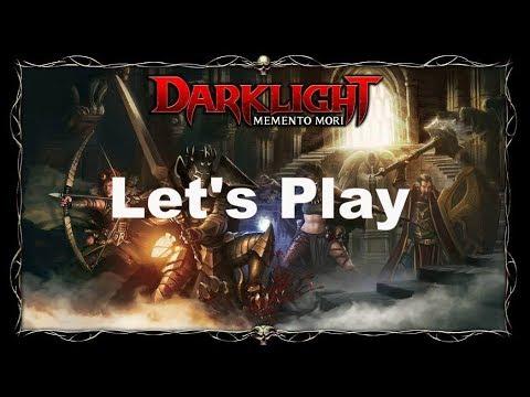 Darklight Memento Mori - Let's Play - Part 1