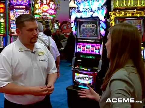 Indian Gaming 2012: Aruze Gaming