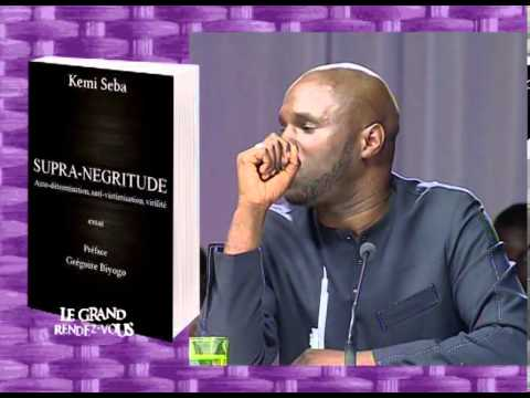 """Archives - Quand Kémi Séba était invité du GRV pour présenter son livre """"Supra-Négritude"""""""""""