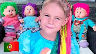 Mania - mamãezinha das bonequinhas