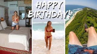 Download Video THE PERFECT BALI BIRTHDAY SURPRISE  (Girlfriend Reaction) MP3 3GP MP4