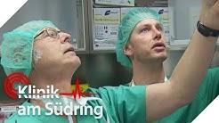 Beckenbruch nach Eislaufen: Hat das Viagra die Knochen porös gemacht? | Klinik am Südring | SAT.1 TV