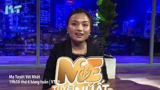 Quỳnh Trần JP lo lắng đến mất ngủ vì lần đầu xuất hiện trên truyền hình   Mẹ Tuyệt Vời Nhất