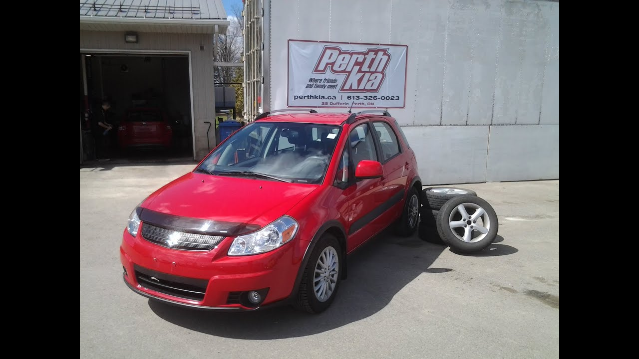 Used Suzuki Sx4 For All Wheel Drive