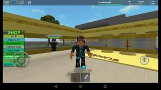 Roblox Gameplay Android #11 (The Flash Tycoon)