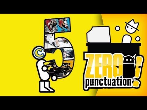Capcom Five (Zero Punctuation)