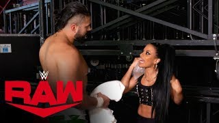 Zelina Vega wants retribution against Carolina: WWE Exclusive, Oct. 28, 2019