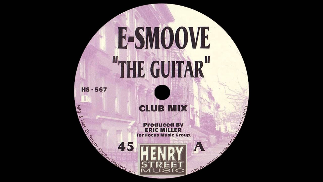 E-Smoove - The Guitar