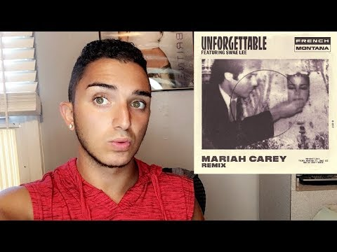 MARIAH CAREY/FRENCH MONTANA UNFORGETTABLE...