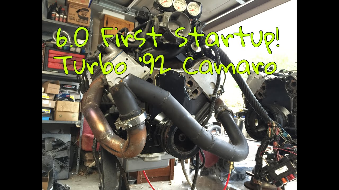 C10 Wiring Harness 6 0 Lsx Turbo Merge First Startup After Rebuild For 92