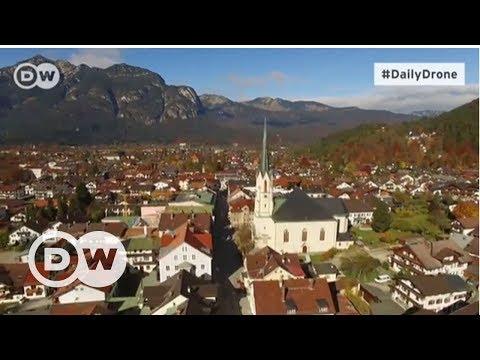 #DailyDrone: Garmisch-Partenkirchen - DW Türkçe