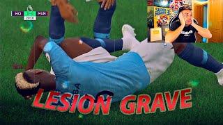 NUEVA LESIÓN GRAVE ... MODO CARRERA EPISODIO 19