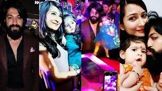 Yash Birthday Celebration with Family 2020 | Fans | Radhika pandit | Ayra Daughter - 14-01-2019 Tamil Cinema News