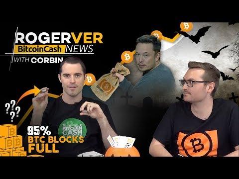 Elon Musk Backs Bitcoin? Roger Accepts $1 Million Bet & Surprise Bitcoin.com Teaser Announcement