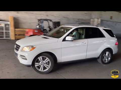 Youtube FLRider:Mercedes ML 2014 Bluetech на Базе FL Rider в Майами