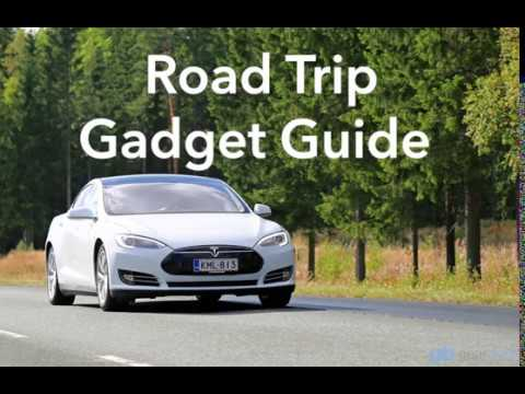 Road trip gadgets to make your car smarter and more