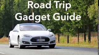 GearBrain Road Trip Gadget Guide