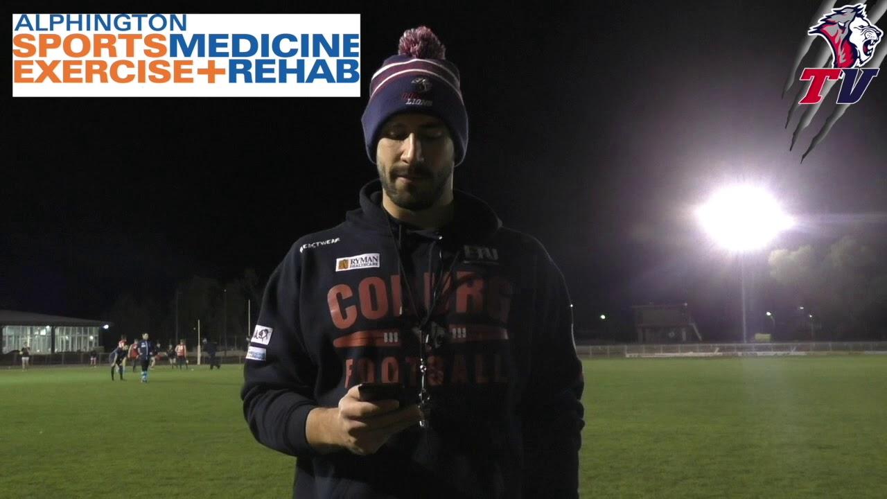 Download Alphington Sports Medicine Clinic Injury Report - Round 13