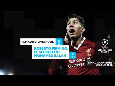 Roberto Firmino, el secreto de Salah | Real Madrid vs Liverpool | Final Champions League