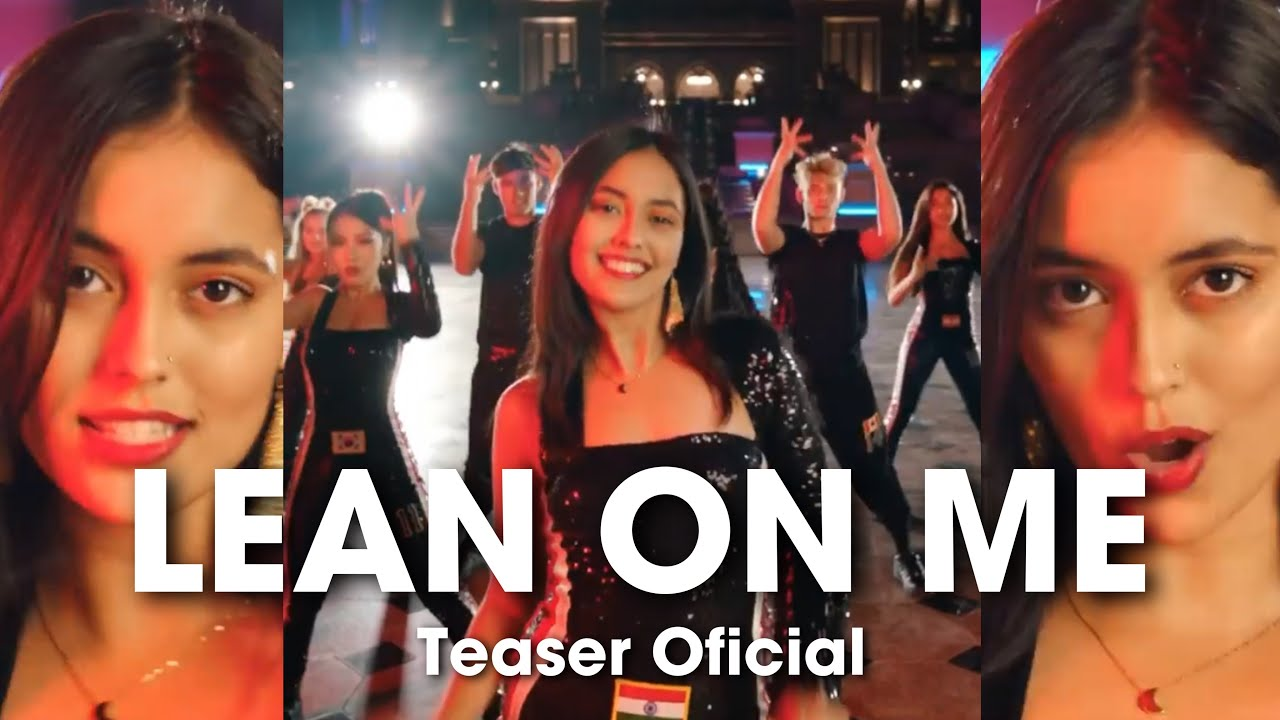 Now United - Lean On Me (Teaser Oficial Do Videoclipe)
