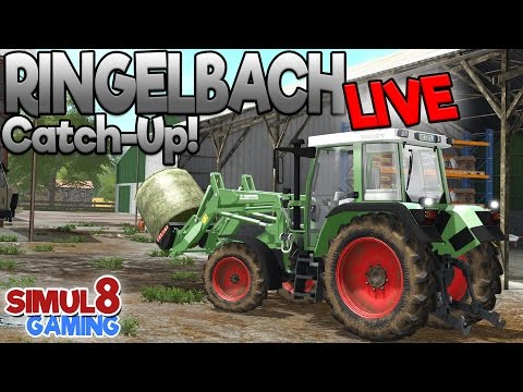 Ringelbach: Behind the Scenes  - Farming Simulator 17 - Simul8 Gaming