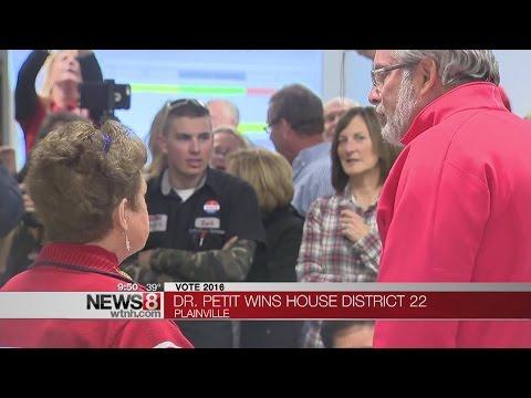 Petit wins House District 22