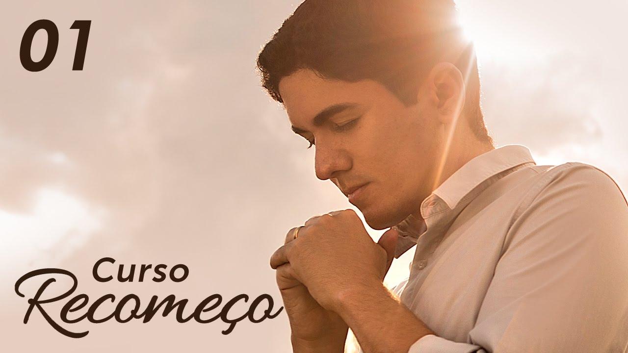 Testemunho - Pastor Antonio Junior - #01 Curso Recomeço