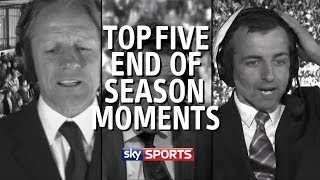Top 5 Soccer Saturday End of Season Moments