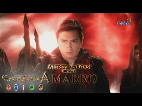 WATCH: Alfred Vargas bilang Amarro sa Encantadia