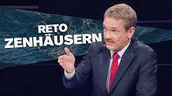 L'invité de la rédaction: Reto Zenhäusern
